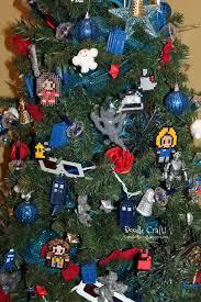 Perler Beads Christmas Tree