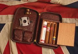 cigar travel case