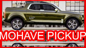 2018 kia borrego. fine kia photoshop new 2018 kia mohave pickup telluride concept inside borrego s