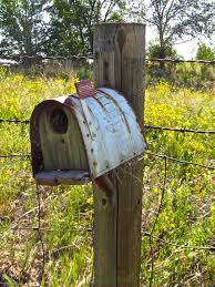 Handmade Custom Country Style Rustic Mailbox By Workshop Country Style Mailboxes