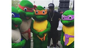 They will be fighting against evil forces in some kind of adventures. Music In Sports Roundup Lance Stephenson S Dance Off With Teenage Mutant Ninja Turtles Stack
