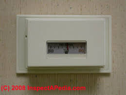 how to install or replace a room thermostat, honeywell rth2300 problems at Honeywell Thermostat Rth2300 Wiring Diagram