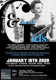 OLD BAKERY STUDIOS | Jazz Lounge | Mostly Girls
