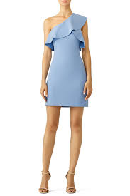 Blue Jerard Dress By Elizabeth And James For 50 65