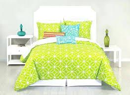 green quilt set lime green duvet cover queen trellis lime green duvet cover pillow sham set