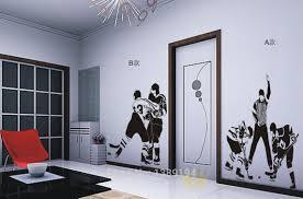 small hockey room decor