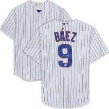 Chicago Cubs Chicago White Cubs White Jersey