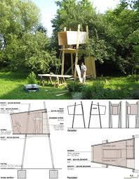 Models Tree House Blueprints For Kids E To Beautiful Ideas