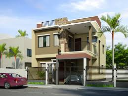 Apartments 3 Story House Designs Cooldesign Story Homes