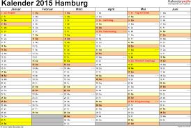Kalender 2015 Excel Kalender 2015 Mit Feiertagen Hamburg Qbaby Me