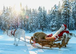 santa claus and reindeer. Delighful Santa Pello U2013 The Reindeer Land Of Santa Claus In Lapland To And A