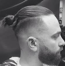 Man Bun Beard Fade Man Bun Beard Fade Man Bun Hairstyles Hair