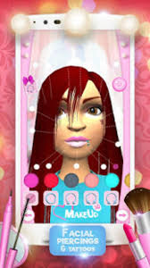 3d makeup games for s