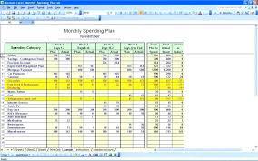 Home Budget Excel Excel Home Budget Template Home Budget Excel