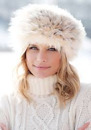 Russian hat hats for women trending outfits sequins unique jewelry etsy traditional beads handmade. Arctic Leopard Russian Style Faux Fur Hat Russian Hat Faux Fur Hat Fur Hat Outfit