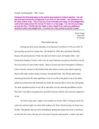 cover letter life story essay example life history essay example  cover letter autobiography essay examples eng autobiographical of narrative essays sample for collegelife story essay example