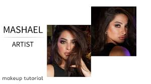 makeup tutorial mshael artist with