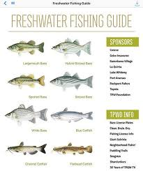 Texas Fish Chart Free Texas Fishing Guide With Tpw Magazine Mobile App