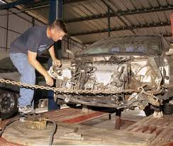 our technicians have over 30 years experience in auto body repair and frame alignment