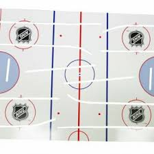 table ice hockey. replacement ice sheet for the stiga table rod hockey game 7111-0393-03