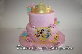 Disney Princess Cake Cake By Daria Albanese Cakesdecor