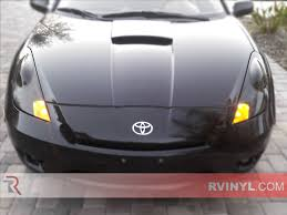 Rtint® Toyota Celica 2000-2005 Headlight Tint | Film