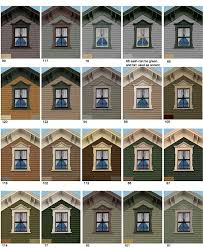 exterior house painting colorsExterior House Colors Consultations Old House Guy offers a variety