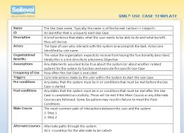Business Use Case Template Dont Forget The Forgotten Use Cases Use