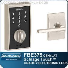 Schlage FBE375 CEN LAT Century Style Schlage Touch
