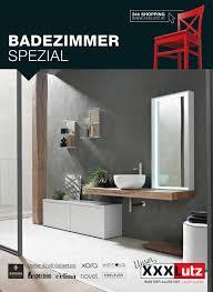 Xxx Lutz Katalog Badezimmer Spezial Gültig 03 04 2018 30 06