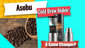 We make shopping quick and easy. Asobu Cold Brew Coffee Maker Review 2020 Cold Brew Mechanic Youtube