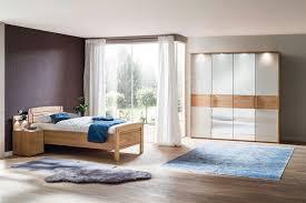 Wiemann Kiruna Schlafzimmer Eichenholz Glas Möbel Letz Ihr