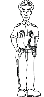 Policeman Coloring Lego Police Coloring Pages Police Coloring Pages