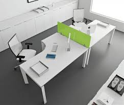 ... Modern Office Furniture Design Ideas With White Modular Desk Cool Home  98 Stirring Photos Concept Decor ...