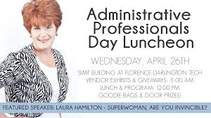 Administative Day Greater Florence Chamber Of Commerce 2017 Administrative