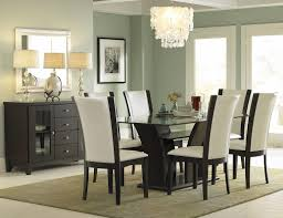 homelegance daisy rectangular gl dining set