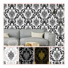 Vinyle Damask New Design Wall Paper ...