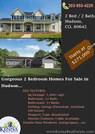 Gorgeous 2 Bedroom Homes For Sale In Hudsonu2026 Www.kennarealestate.com #Sale