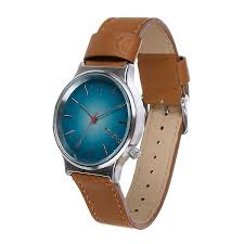 Купить <b>часы Komono Wizard</b> Silver/Gradient/Leaf ...