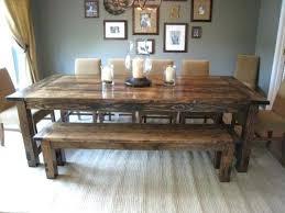 diy round farmhouse kitchen table build square rustic farm house scenic