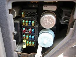 dodge ram 1994 2001 fuse box diagram dodgeforum junction box behind the dash panel