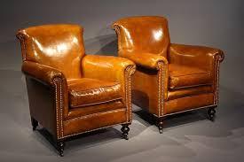 leather club chairs vintage. Vintage Leather Club Chairs U