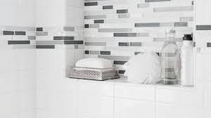 pro niche tiled shower niche