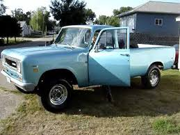 1971 international Pickup Truck - YouTube