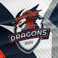 template of a dragon dragon logo template gaming logo maker com