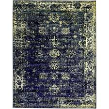 blue white and yellow area rugs navy rug