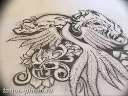 фото идеи тату феникс 18122018 350 Photo Ideas Tattoo Phoenix