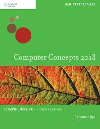 cengage radio flyer data file new perspectives computer concepts 2013 comprehensive 15th brief