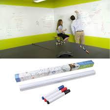200 45cm whiteboard sticker dry erase