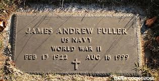 James Andrew Fuller (1922-1999) - Find A Grave Memorial